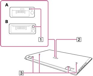 resetting battery sony vaio user guide parts and controls on the bottom