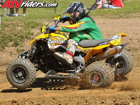 atv motocross racing 2008 ama pro atv national motocross series high point
