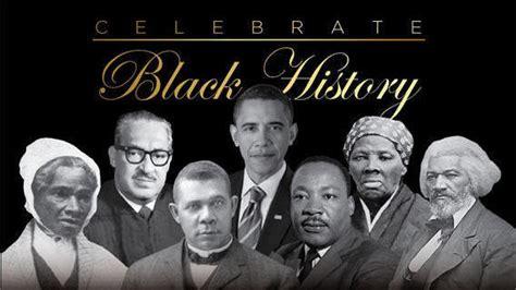 black history month church program ideas