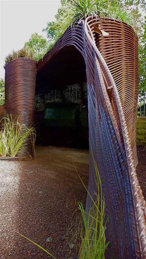 rebar compost shed garden  inverleith edinburgh