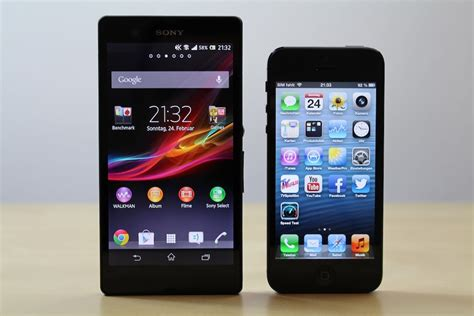 sony xperia wallpaper for iphone 5 sony xperia z vs apple iphone 5 swagtab youtube