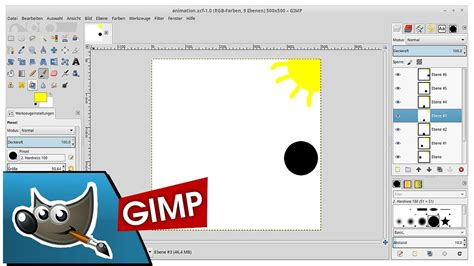 tutorial video gimp 2 8 how to make an animation in gimp 2 8 howsto co