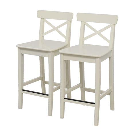 Furniture White Bar Stools by 63 Ikea Ikea White Bar Stools Chairs