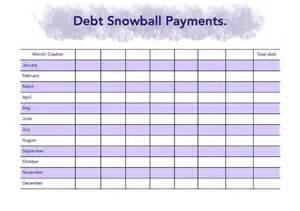 worksheet debt snowball worksheet kerriwaller printables