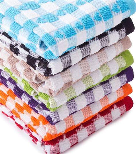 Designer Kitchen Towels Luxury Terry Design Tea Towels