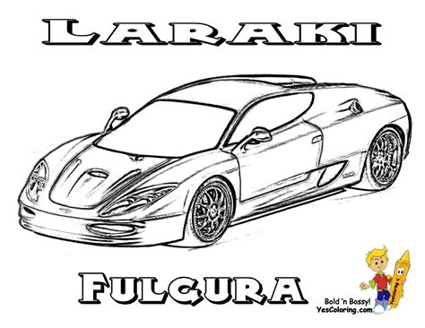 Free Coloring Pages Of Fast And Furious 7 Fast And Furious Coloring Pages