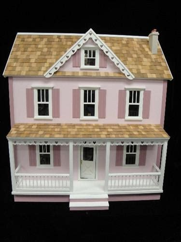dollhouse junction rocky mountain wood crafts fairplay kit dollhouse junction