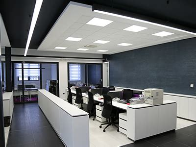 Led Office Lighting by Office Led Lighting Design Supply And Installation