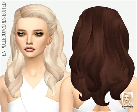120 besten sims 4 hair bilder auf frisuren damen und die sims 175 besten sims 4 cc hair bilder auf frisuren die sims und haarnetz