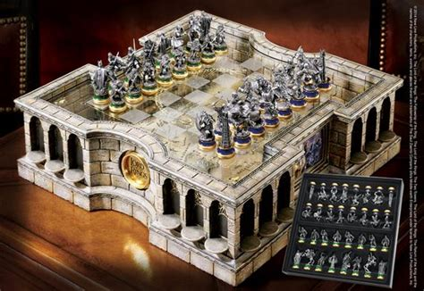 Themed Chess Sets by The Lord Of The Rings Chess Set At Noblecollection Com