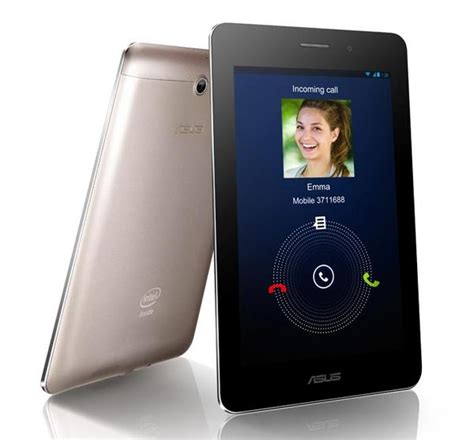 asus android tablet asus fonepad 3g android tablet gadgetsin