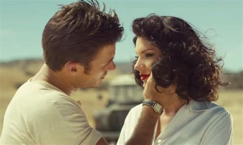 celebitchy taylor swift debuted her new video wildest taylor swift s quot wildest dreams quot video premieres with scott