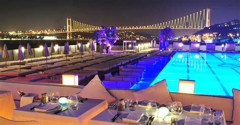 Best Luxury restaurants and Wedding venues on Bosphorus