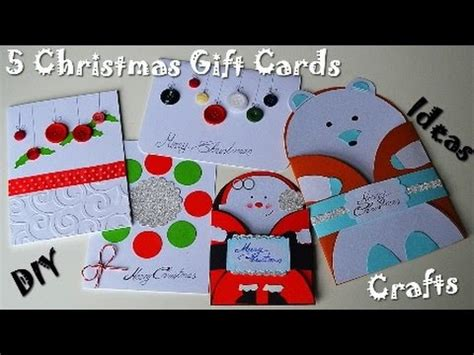 new year door gift idea 5 new year gift cards diy paper crafts