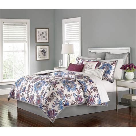 martha stewart bedding collection martha stewart collection austen 9 pc comforter set
