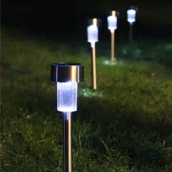 garden solar lights uk decorative solar garden lights grass bugs