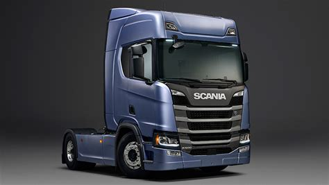 scania introduces new truck range farmers weekly