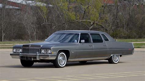 1973 Cadillac Fleetwood by 1973 Cadillac Fleetwood Limousine S83 Houston 2012