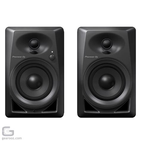 Speaker Pioneer pioneer dm 40 4 quot 35w active pro dj studio desktop monitor speakers gearooz