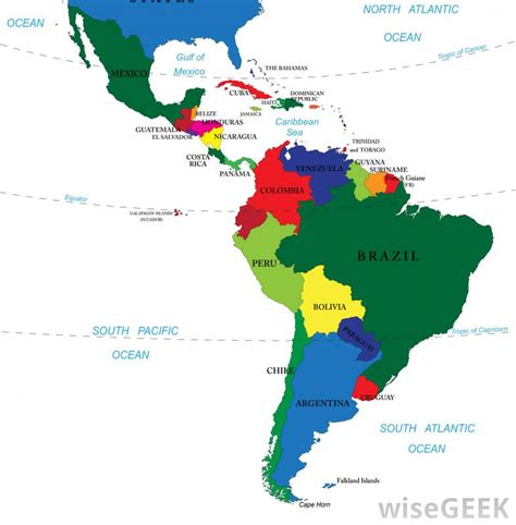 south america map and mexico map of mexico and south america mexico map