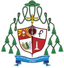 Lambang Surabaya keuskupan surabaya bahasa indonesia