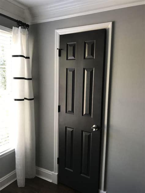 painting bathroom doors bonus room makeover painting the black doors
