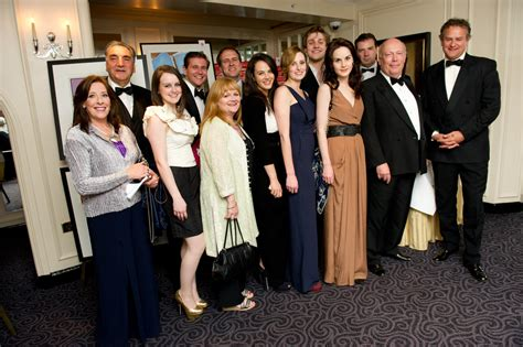 at the an evening with downton abbey event at the television academy allen leech and jessica brown findlay photos photos zimbio