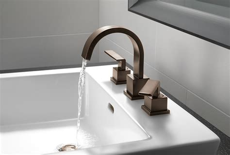 bathroom fixture finishes how to choose bathroom faucet finishes faucet finish style tips delta faucet