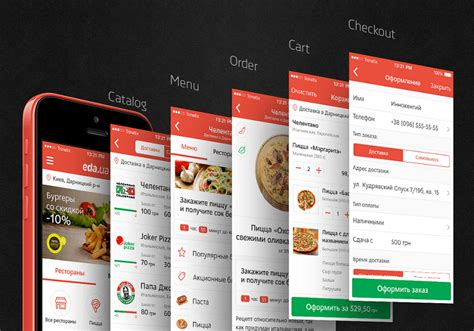 app design ideas 10 mobile app designs for user experience inspiration