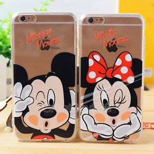 Casing Hardcase Hp Iphone 6 6s Minnie Mouse X6078 ultra thin tpu cover for iphone