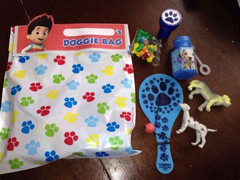 Goodie Bag Backpack Paw Patrol 148 best images about paw patrol on