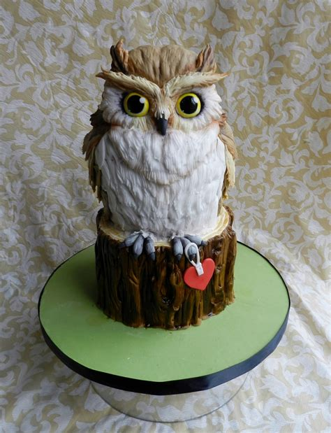 owl lover owl always love you cakecentral com