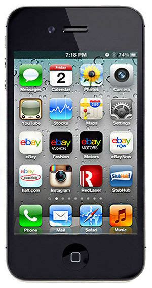 iphone metro pcs new apple iphone 4s 16gb t mobile metro pcs black smartphone 885909741403 ebay