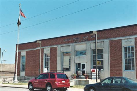 Indiana Pa Post Office by Wpa In Hobart Indiana Post Office