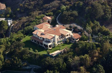 famous hollywood homes celebrity homes zimbio