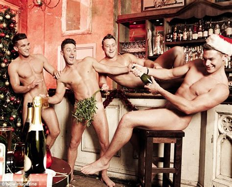 geordie shore s gaz bids for christmas no 1 with debut geordie shore boys strip in a racy shoot for now magazine