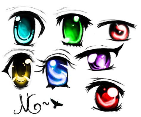 anime eyes anime eyes by naturegirl98 on deviantart
