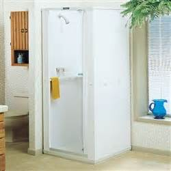 30 Inch Shower Stall Mustee 30 Durastall 174 Shower Stall