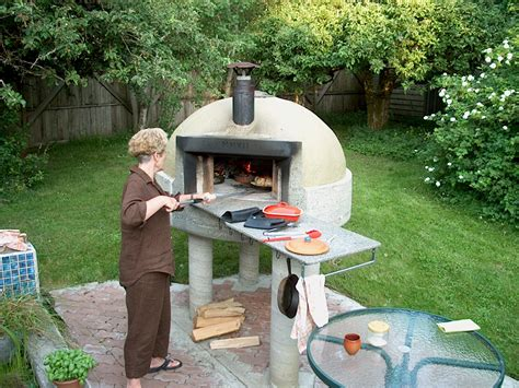 build a backyard pizza oven build pizza oven dome outdoor furniture design and ideas