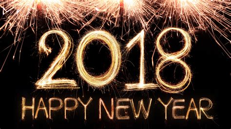 wallpaper 4k new year fireworks 2018 new year 4k ultra hd wallpaper