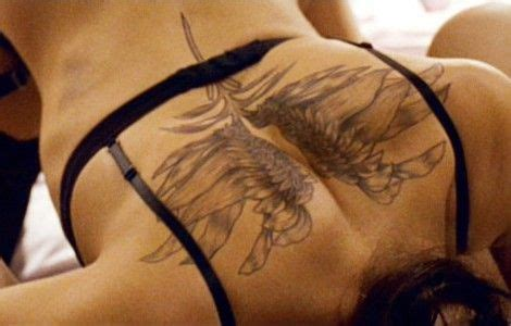 black swan tattoo mila kunis tats pinterest