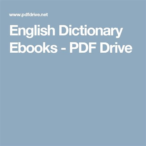 dictionary pdf 1000 ideas about dictionary pdf on