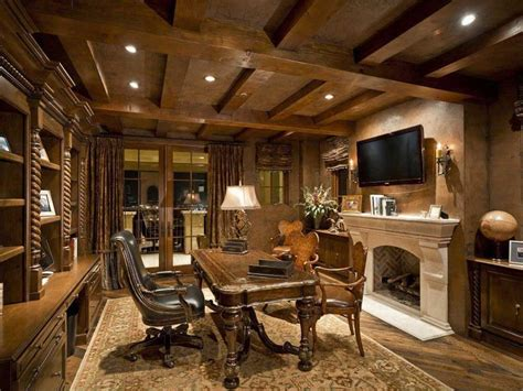 comfortably luxury home offices ideas working less