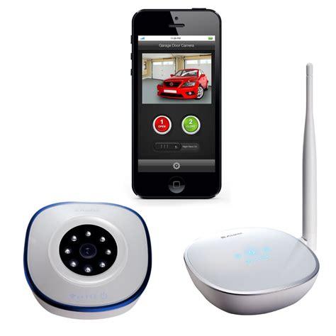 Smart Home Garage Door Controls Smart Home Devices Smart Home Garage Door Opener