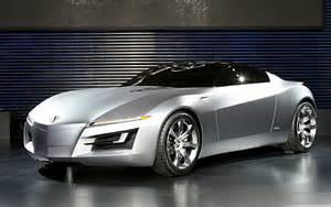 acura advanced sports car concept cars diseno