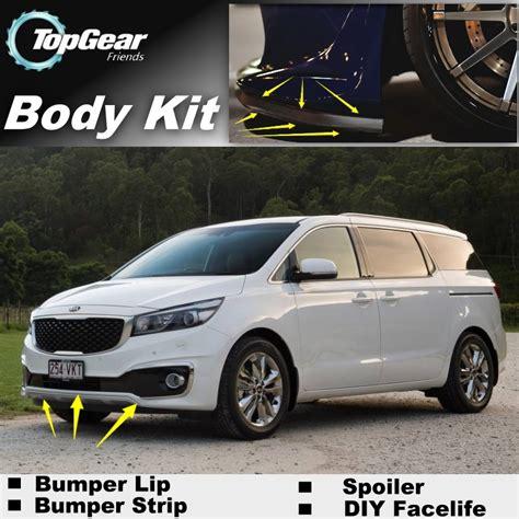 Kia Carnival Bodykit Bumper Lip Deflector For Kia Carnival R Sedona