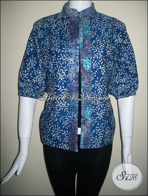 Blazer Batik Bolak Balik Blazer Batik Bolak Balik Asli Dari Toko Batik Murah Di