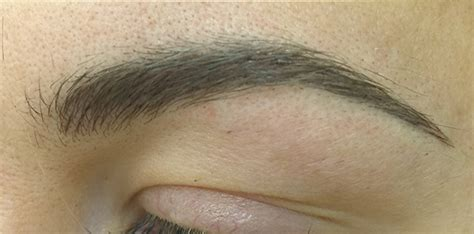 tattoo eyeliner little rock ar tamara bonnar healed natural semi permanent brows by
