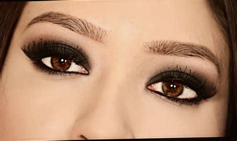 imagenes ojos cafes smokey eyes ojos ahumados para ojos caf 233 s youtube