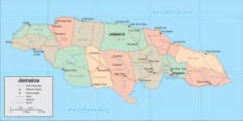 Jamaica Map World by My Kitchen My World January Destination Jamaica